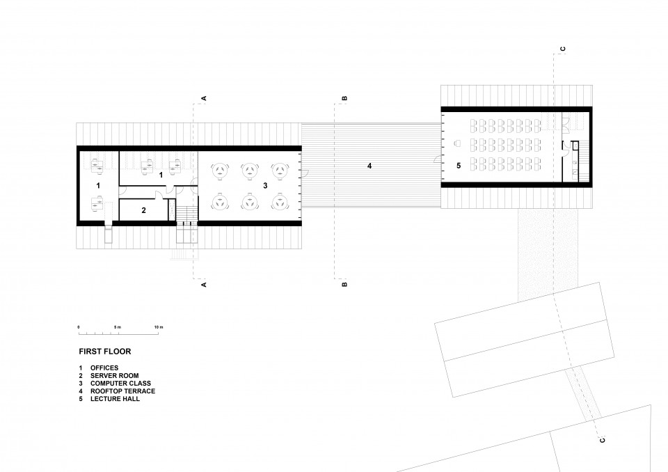 Kuressaare_plan_2_first_floor